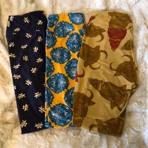 Lularoe animal leggings